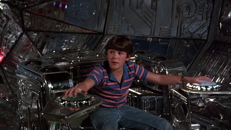 Flight of the Navigator 1980s