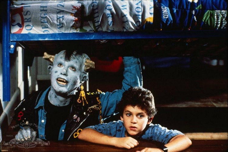 1980s kids movies little monsters