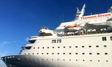TUI Dream Cruise Review: Pride of Panama