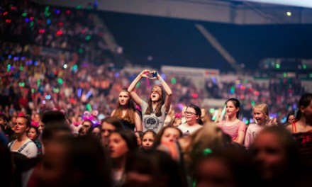 The Girlguiding Big Gig 2015