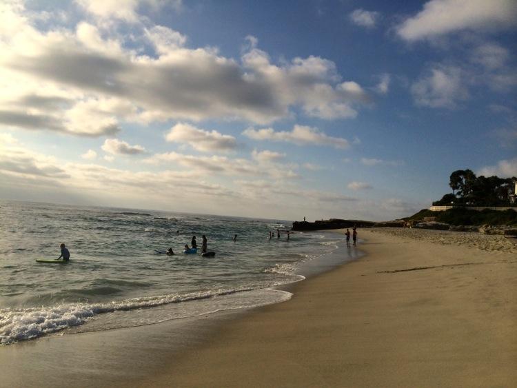 Seabright Beach Santa Cruz