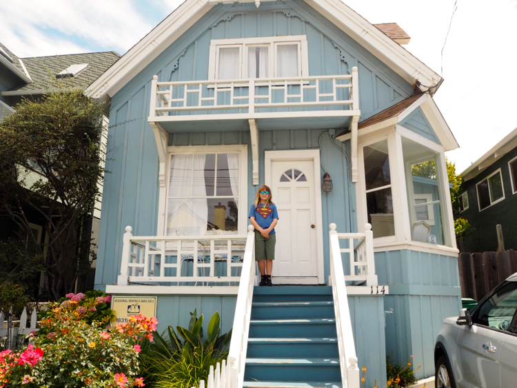 santa cruz beach house