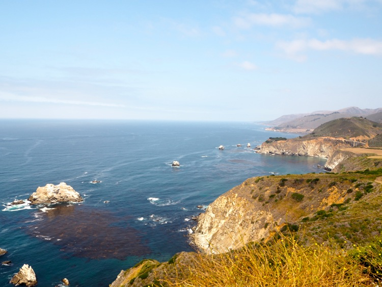California road trip itinerary