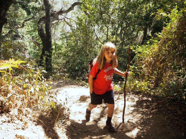 pfeiffer falls trail kids