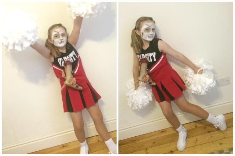 Living Cheer (Demon) Cheerleader Review