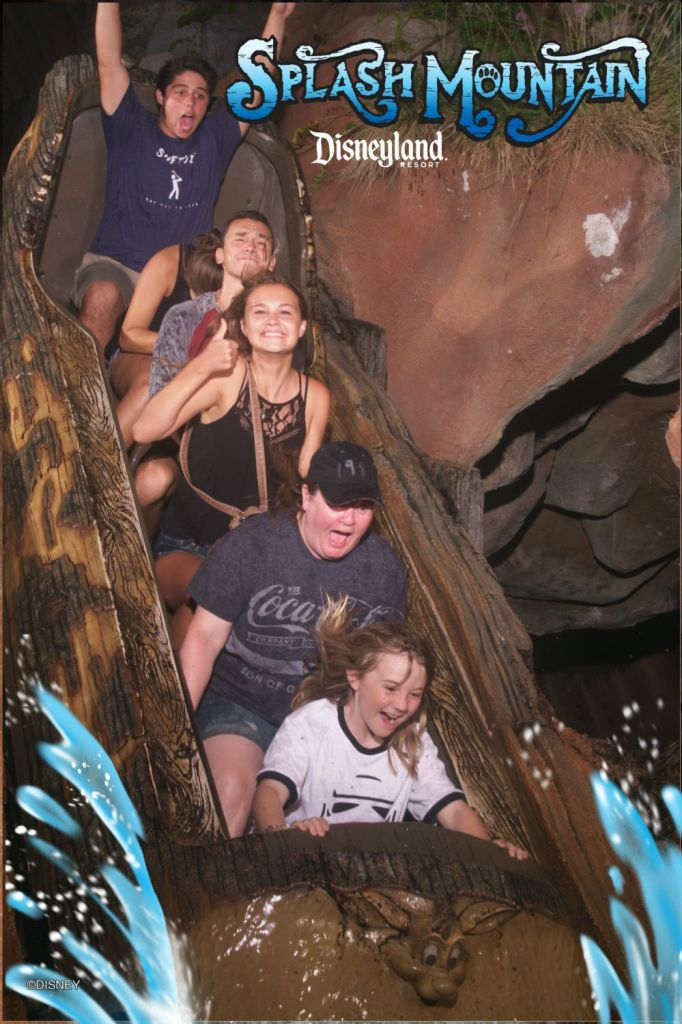 splash mountain california single parents