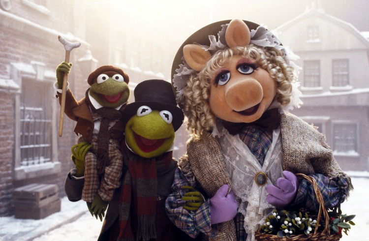 muppet christmas movie