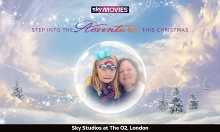A Day at Sky Studios at the O2, London