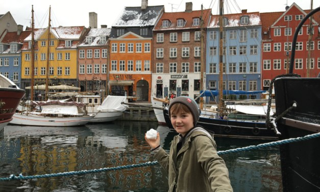 Copenhagen with Kids: Tips for Winter Trips