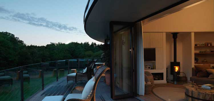 chewton glen treehouse luxury