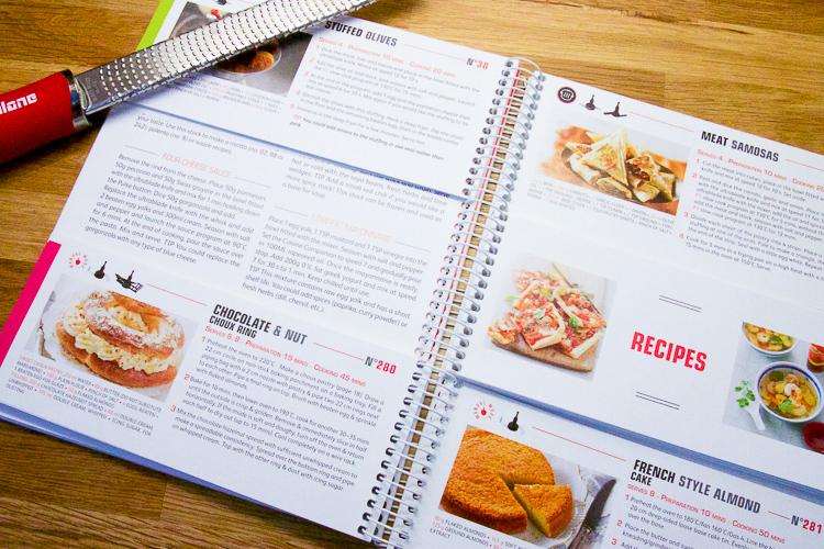 cuisine companion recipes
