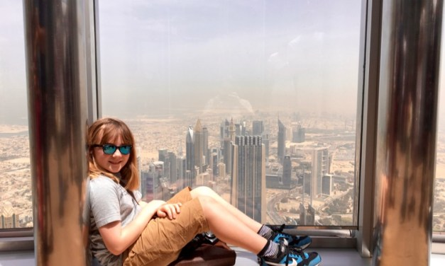 Dubai Day 1: Burj Khalifa and the Dubai Mall