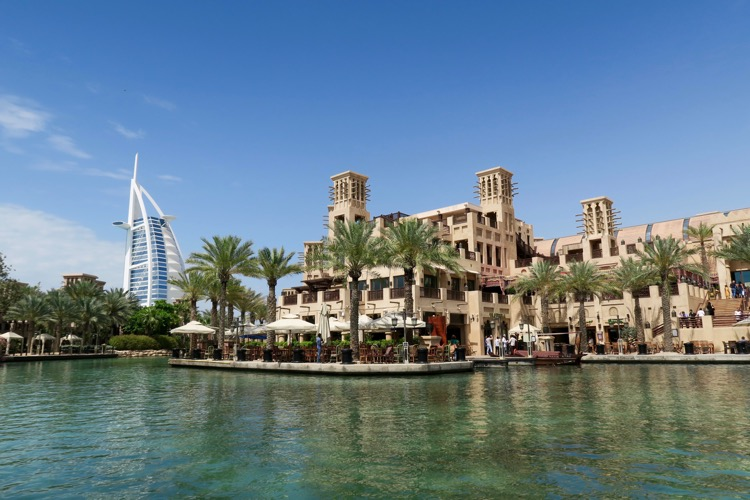 Madinat Jumeirah, Dubai Review