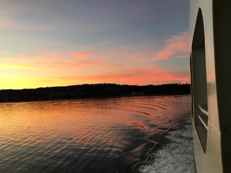 vancouver island ferry