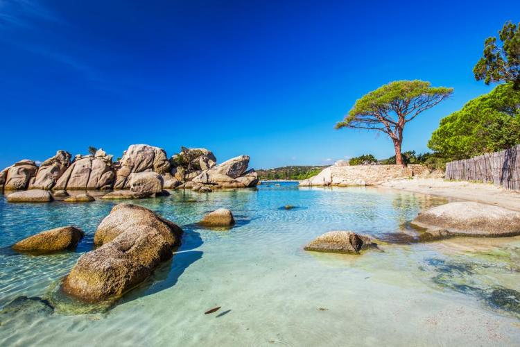 corsica beaches