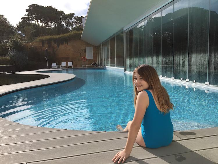 martinhal cascais review pool
