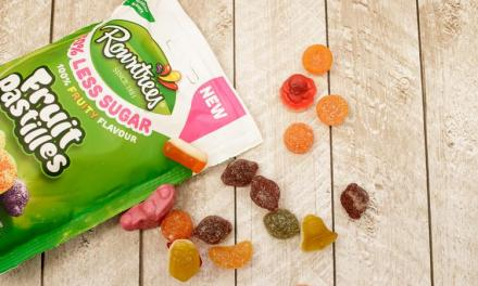 How Good are Rowntrees Reduced Sugar Sweets?