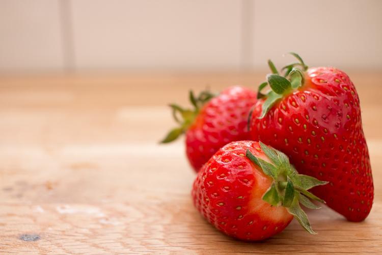 strawberries haier