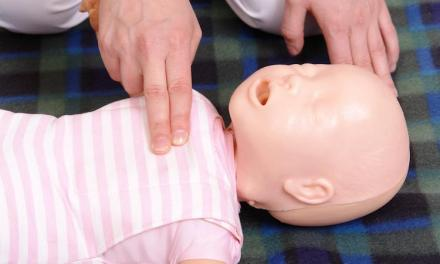 Why you should take a first aid course for babies and children