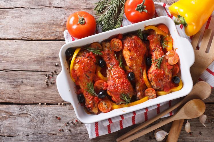 dolmio chicken traybake recipe