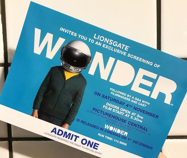 Wonder screening London