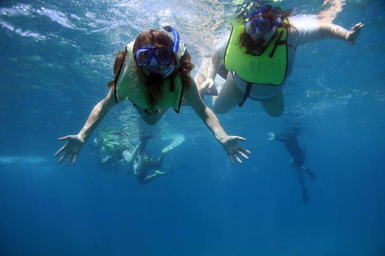 snorkelling hawaii