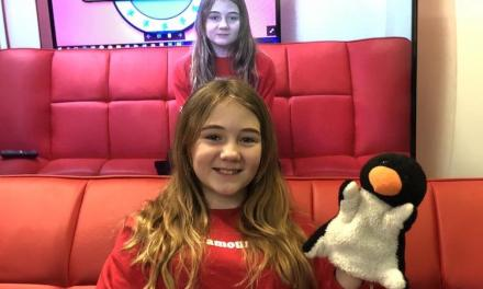 Review: TV Presenter Training for Kids