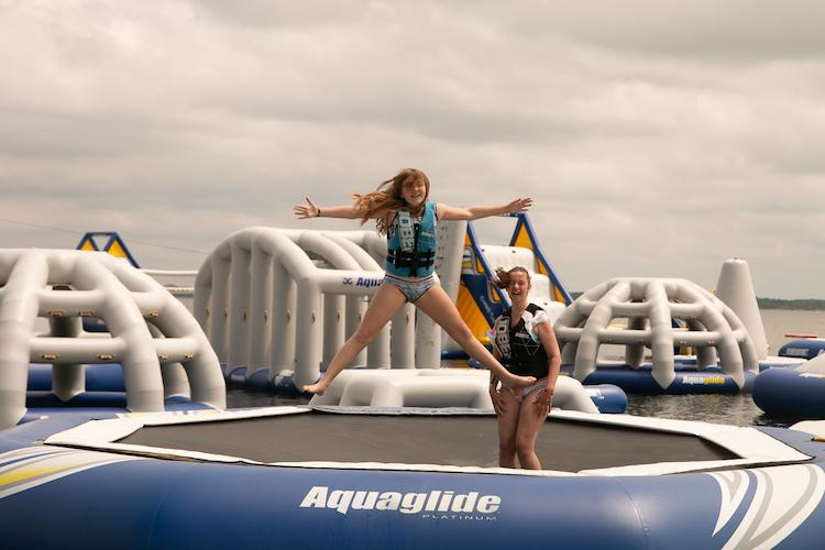 things to do with kids in biscarrosse aquapark