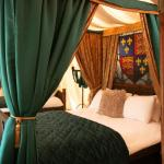 Warwick Castle: Glamping in Knight's Village