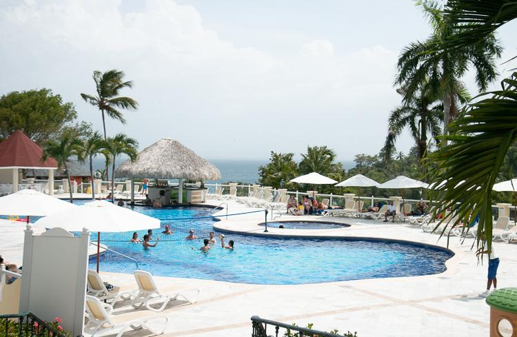 Bahia Principe main pool