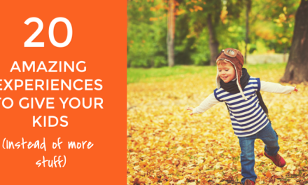 20 Experience Gifts for Kids (Instead of More Stuff)