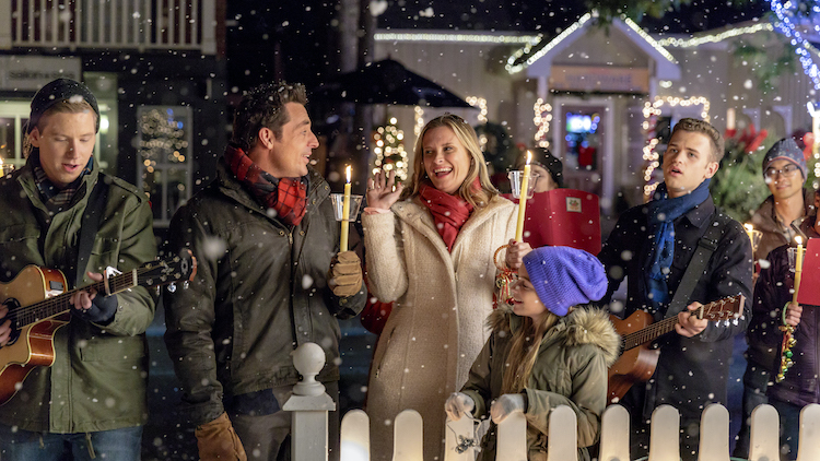 Love you Like Christmas hallmark movie