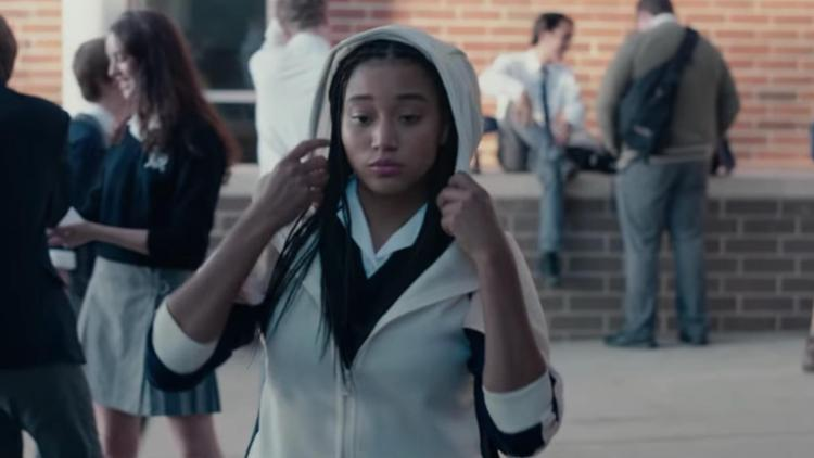 BEST TEEN MOVIES 2019 THE HATE U GIVE