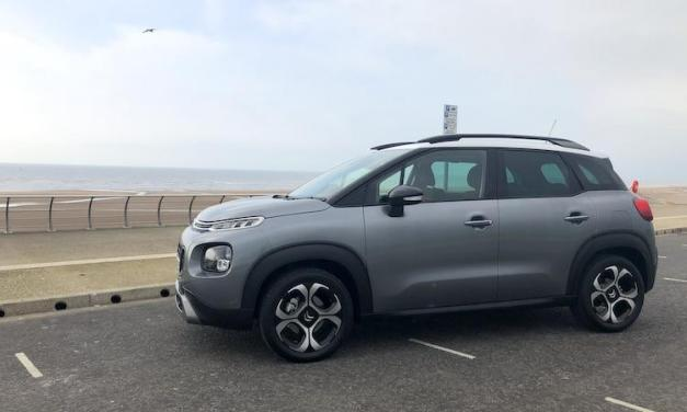 Citroen C3 Aircross: Review