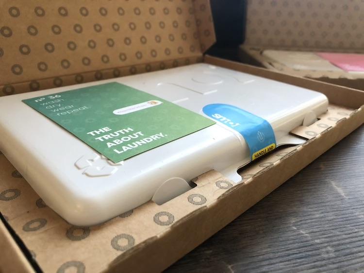 smol packaging
