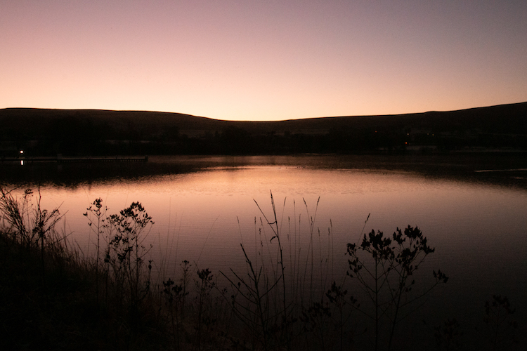 sunrise ullswater