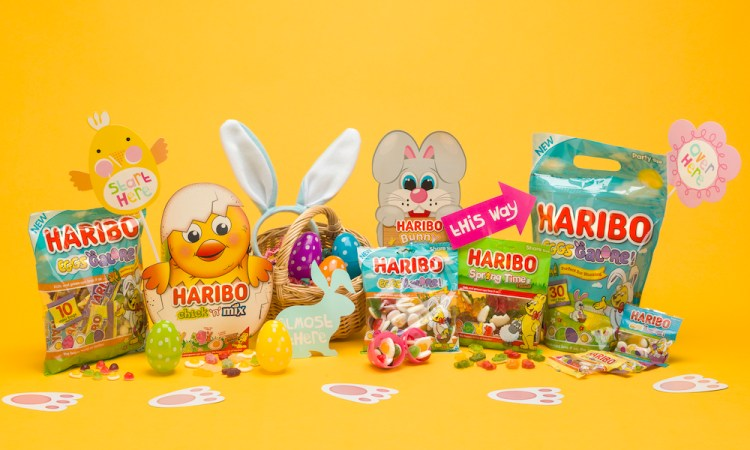 Haribo Easter Competition
