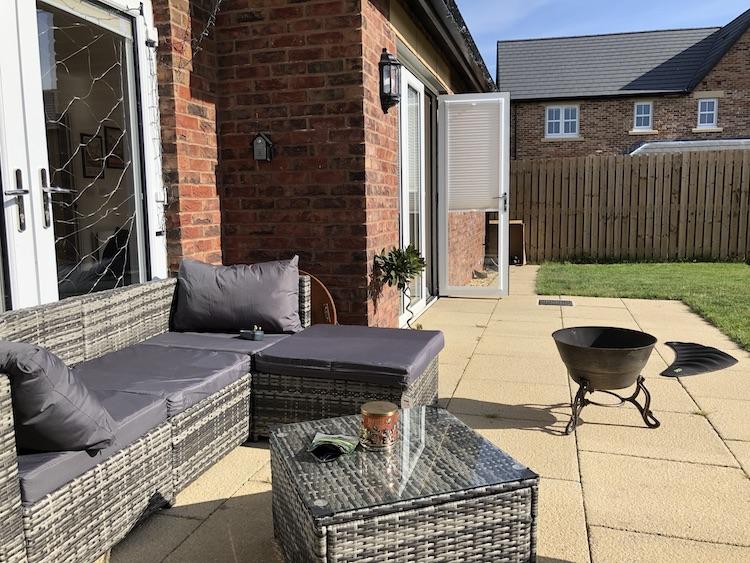 garden ideas for a new build property
