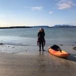 A Weekend Kayaking in Arisaig, Scotland