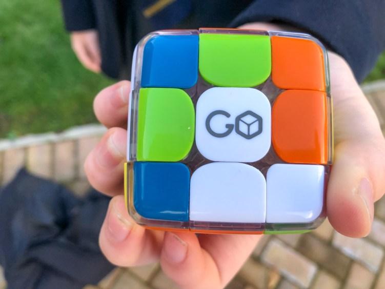 GoCube smart cube