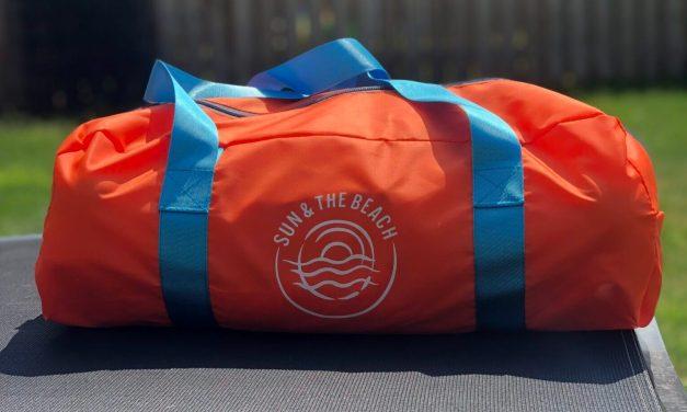 Win a Sun & the Beach Sunshade with Who's the Mummy