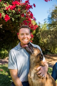 James Waite Who's Walking Who Dog Trainer