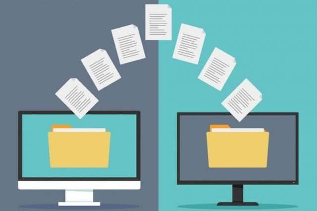inviare allegati pesanti per email