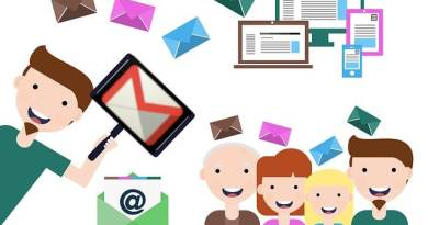 creare una nuova email su gmail