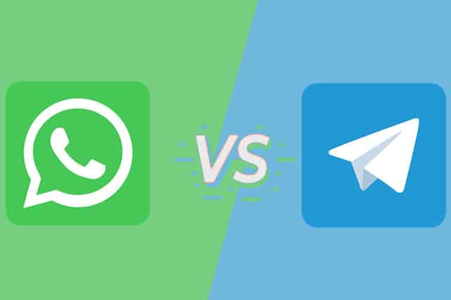 differenze whatsapp telegram