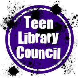 Teen Library Council Logo