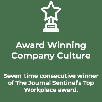 Culture d'entreprise primée