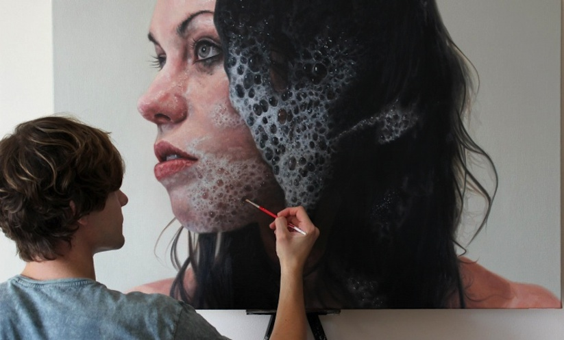 Hyperrealistic_Portrait_Paintings_by_Kyle_Barnes_2014_07