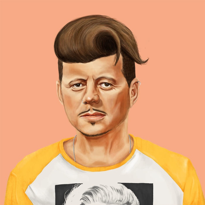 Hipstory_Illustrations_Cast_Cultural_Icons_As_Histers_by_Amit_Shimoni_2014_02