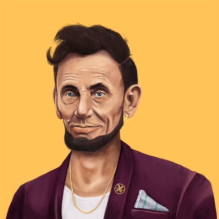 Hipstory_Illustrations_Cast_Cultural_Icons_As_Histers_by_Amit_Shimoni_2014_07